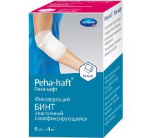 PEHA-HAFT : 4 м* 8 см без латекса, самофиксир.