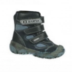 Бартек 219510-D55 Ботинки зима (син.)