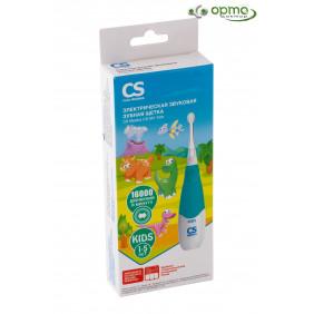 Электрическая звуковая зубная щетка CS Medica Kids