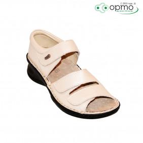 100228 DEA женские сандали с закр. пяткой
