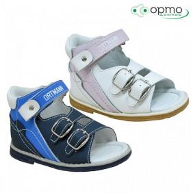 Детская ортопедическая обувь сандали OKLEND