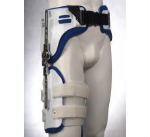 Ортопедический поддерживатель тазобедренного сустава с шарниром
