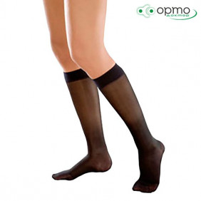 Гольфы полупрозрачные  Орто-Доктор с закрытым носком OD-114Т