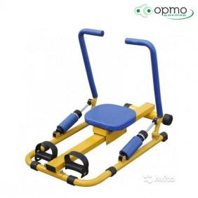 Гребной тренажер детский механический