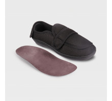 Обувь ортопедическая LM Orthopedic:ботинки, чёр