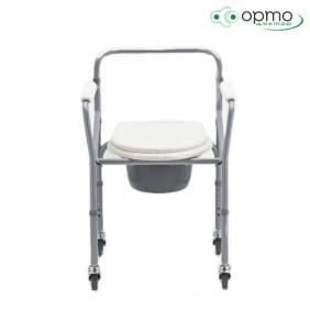Кресло-коляска инвалидное с санитарным оснащением (упрощенная)