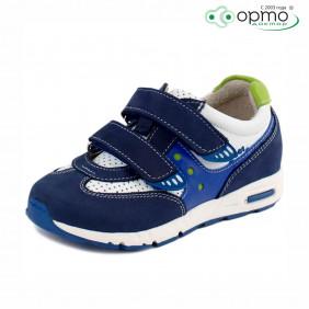 Кроссовки синие