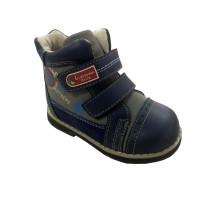 Ботинки демисезонные LUOMMA синие