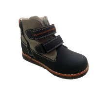 Ботинки демисезонные LUOMMA коричневые