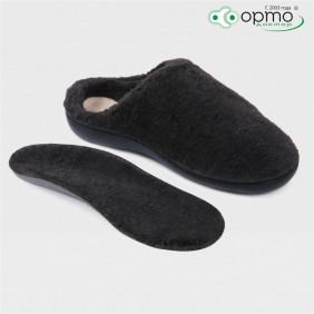 Тапки домашние ортопедические LM Orthopedic,черный