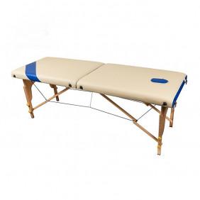 Массажный стол 2-секционный переносной