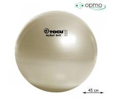 Мяч для оздоровительной гимнастики, диам. 45 cm apт. 414604 MyBall