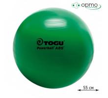 Мяч для оздоровительной гимнастики, диам. 55 cm apт. 415606 (MyBall)