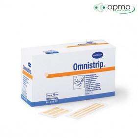 OMNISTRIP - Гипоалл.  полоски на опер.  швы (стер. по 5 шт)  3 х 76 мм