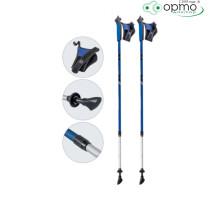 Палки  для скандинавской ходьбы телескопические AQD-B017