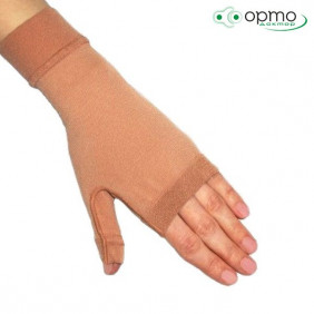 Перчатка для больных с лимфовенозной недостаточностью