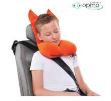 Подушка дорожная AUTOFOX с подголовником для детей старше 8 лет