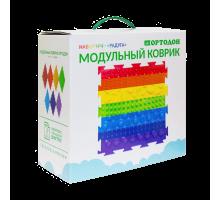 """Модульный коврик """"ОРТОДОН"""" Набор №4 Радуга"""