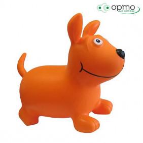 Тренажер- игрушка Рыжий пес